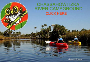 Chassahowitzka River Campground